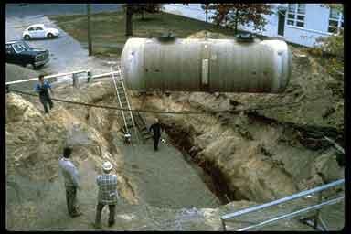 Leaking Underground Storage Tanks